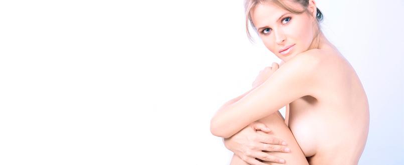 mujer aumento mama