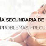 Cirugía secundaria de senos para problemas frecuentes
